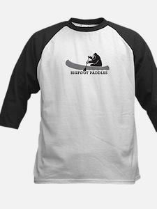 Bigfoot Paddles Kids Baseball Jersey