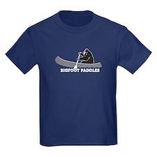 Bigfoot Paddles T