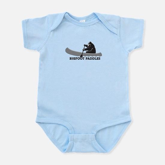 Bigfoot Paddles Infant Bodysuit