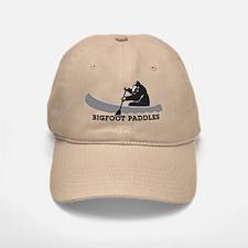 Bigfoot Paddles Baseball Baseball Cap