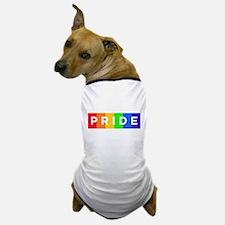 Gay Pride Car Bumper Magnet Dog T-Shirt
