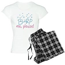 Burp Me Please Pajamas