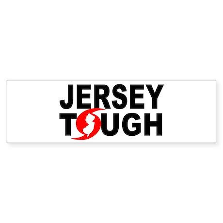 jersey strong.png Sticker (Bumper)