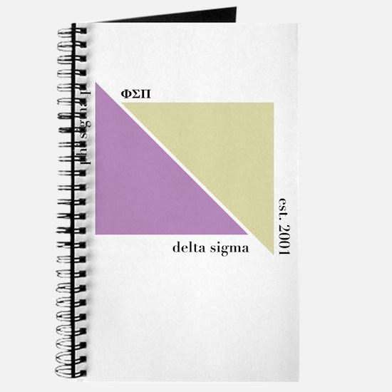 Delta Sigma Triangles Journal