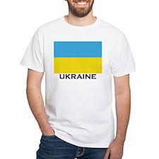 Ukraine Flag Merchandise Shirt