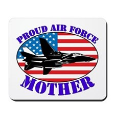 Proud Air Force Mother Mousepad