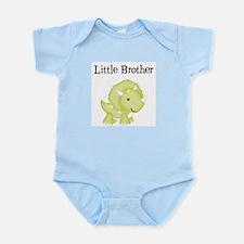 Little Brother Dinosaur Baby Bodysuit