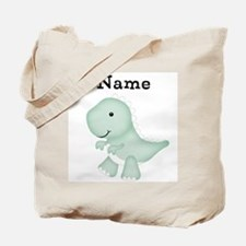 Personalizable T Rex Tote Bag