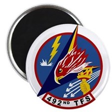 492nd TFS Magnet
