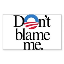 Dont blame me Decal