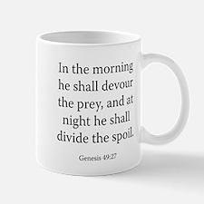 Genesis 49:27 Mug