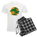 Bonsai Tree Men's Light Pajamas