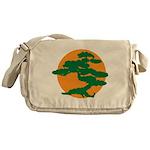Bonsai Tree Messenger Bag