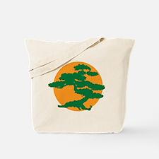 Bonsai Tree Tote Bag