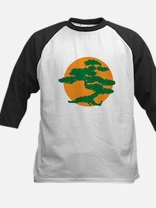 Bonsai Tree Kids Baseball Jersey