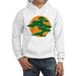 Bonsai Tree Hooded Sweatshirt