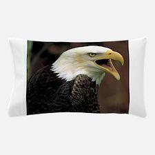 Voiceful Bald Eagle Pillow Case