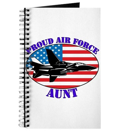 Proud Air Force Aunt Journal