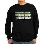 One More Block Sweatshirt (dark)