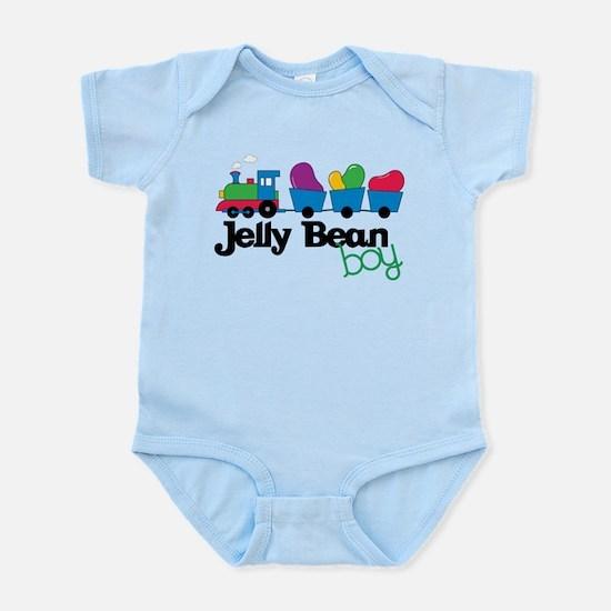 Jelly Bean Boy Infant Bodysuit