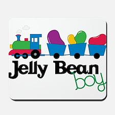 Jelly Bean Boy Mousepad