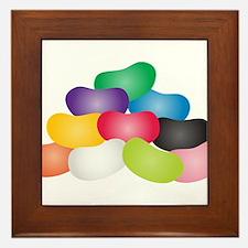 Jelly Beans Framed Tile