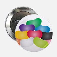 """Jelly Beans 2.25"""" Button"""