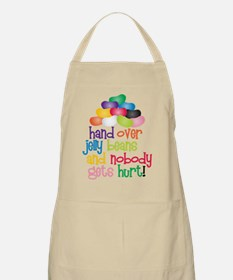 Hand Over Jelly Beans Apron