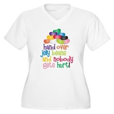 Hand Over Jelly Beans T-Shirt