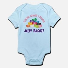 Know What I Mean Infant Bodysuit