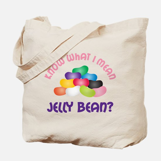 Know What I Mean Tote Bag