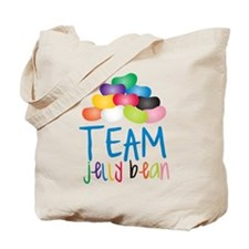 Team Jelly Bean Tote Bag