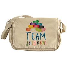 Team Jelly Bean Messenger Bag