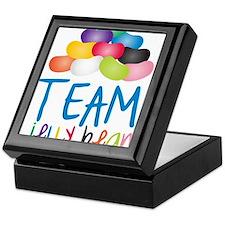 Team Jelly Bean Keepsake Box