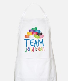 Team Jelly Bean Apron
