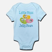 Little Miss Jelly Bean Infant Bodysuit