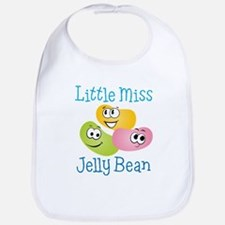 Little Miss Jelly Bean Bib