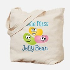 Little Miss Jelly Bean Tote Bag