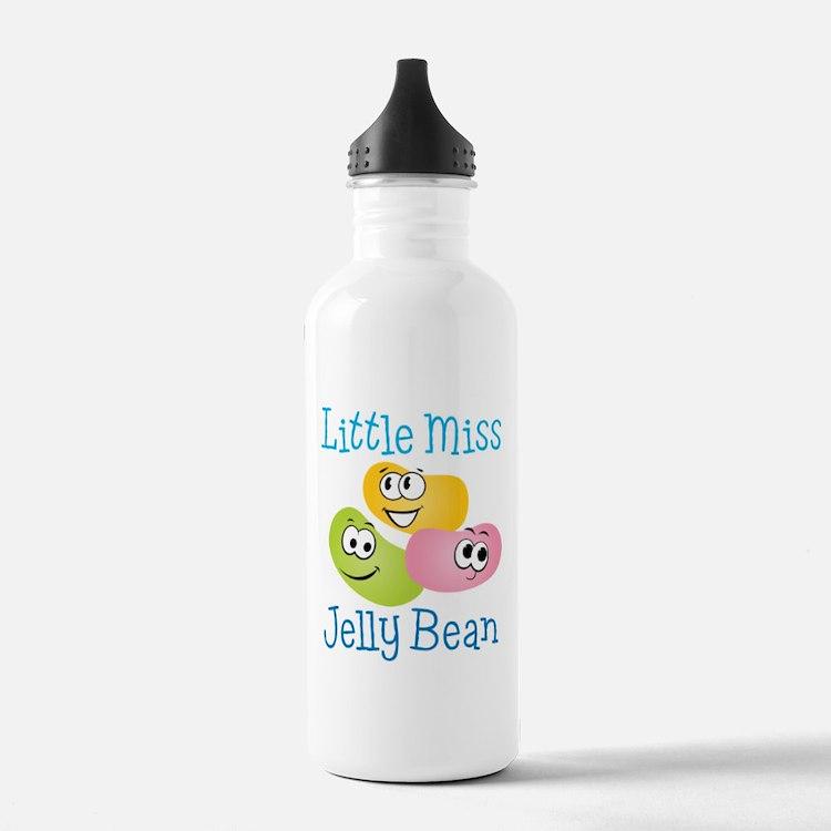 Little Miss Jelly Bean Water Bottle