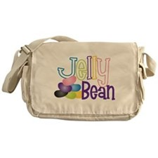 Jelly Bean Messenger Bag