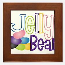 Jelly Bean Framed Tile