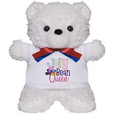 Jelly Bean Queen Teddy Bear
