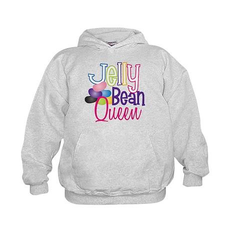 Jelly Bean Queen Kids Hoodie