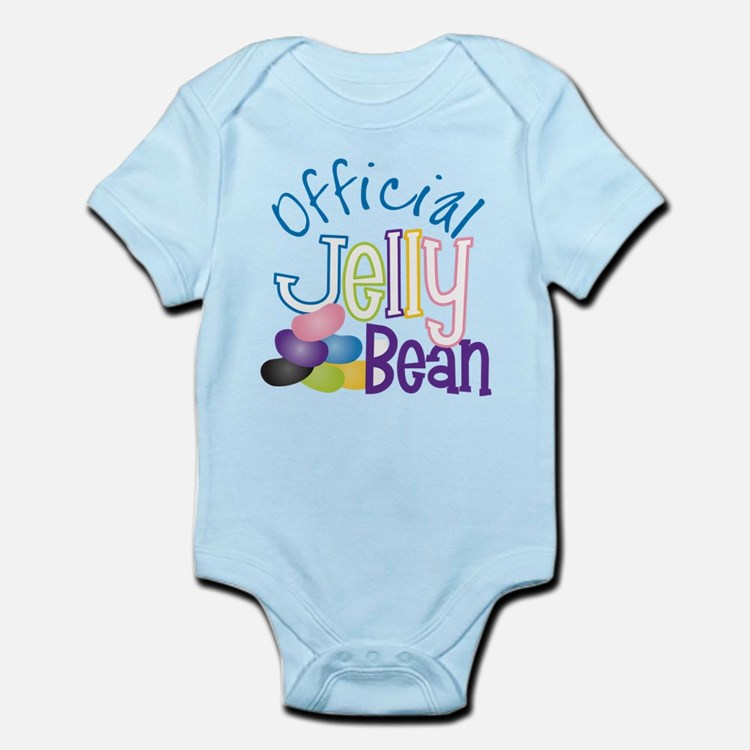 Official Jelly Bean Infant Bodysuit