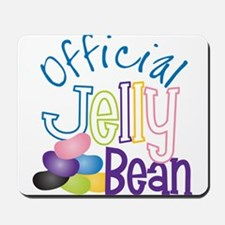 Official Jelly Bean Mousepad