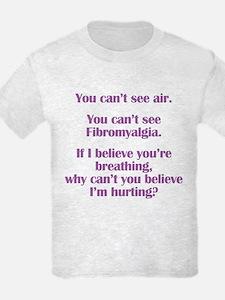 Cute Fibromyalgia T-Shirt