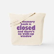Cute Forgetful Tote Bag