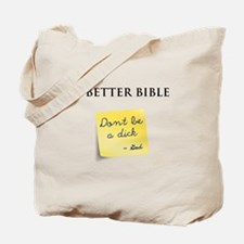 A Better Bible Tote Bag