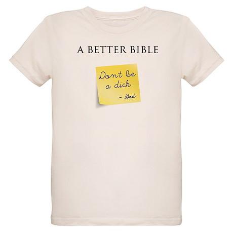 A Better Bible Organic Kids T-Shirt