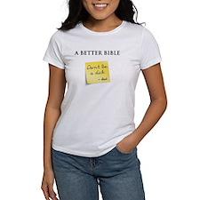 A Better Bible Tee